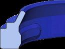 Stírací kroužek AE 47 | PIKRON.cz